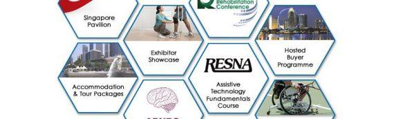 Rehab Tech Asia 2013, Singapore